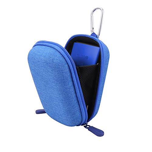 Aenllosi Hard Carrying Case for Canon PowerShot ELPH 180/190 Digital Camera (Carrying case, Blue)