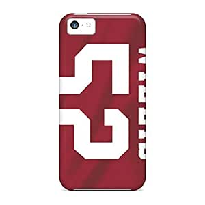 Blowey Scratch-free Phone Case For Iphone 5c- Retail Packaging - San Francisco 49ers