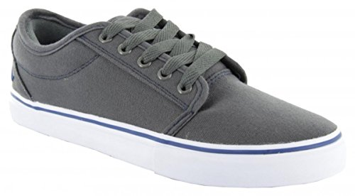 Adio Skateboard Schuhe- Sydney Stitch CVS-- Charcoal/Navy