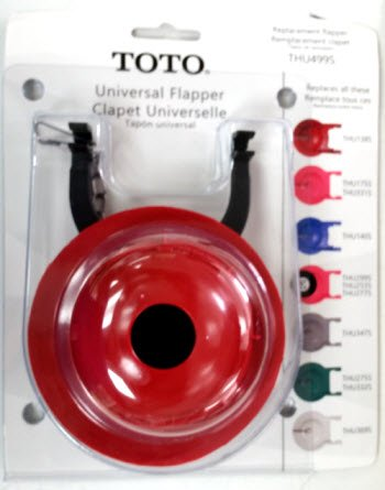 TOTO THU499S Universal Flapper