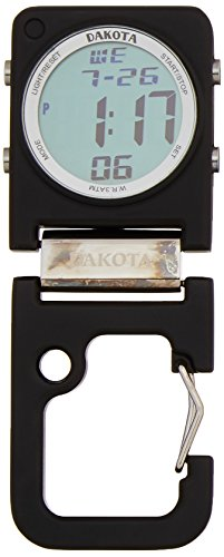 Dakota Watch Company Clip Clock Watch