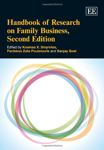 Handbook of Research on Family Business, Second Edition (Elgar Original Reference) (In Association with IFERA)