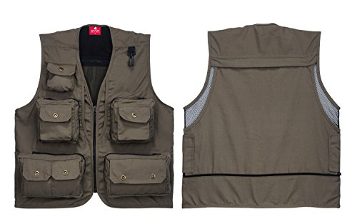 Hjgbeds kids boy mens fishing vest photographer s vest for Toddler fishing vest