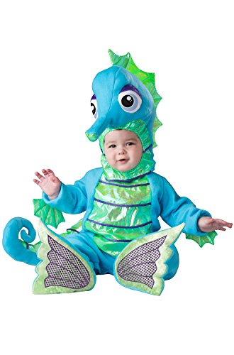 InCharacter Silly Seahorse Infant Costume-Large (18-2T) for $<!--$40.18-->