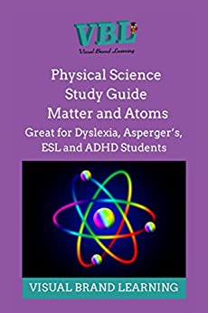 Physical Science Matter and Atoms by [Learning, Visual Brand]