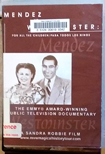 mendez vs westminster - for all the children - para todos los ninos dvd