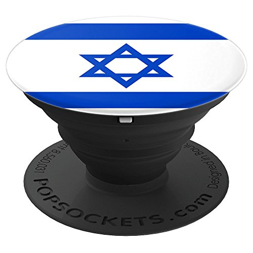 Israel Flag - PopSockets Grip and Stand for Phones and Tablets -