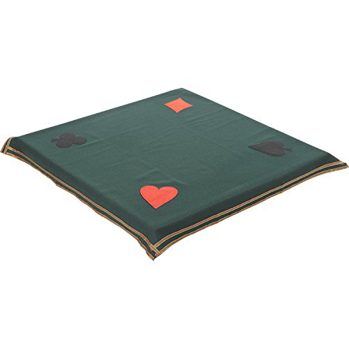 Bridge and Poker Tablecloth To Cover Card Gaming Table 36