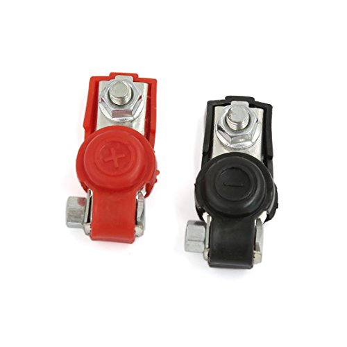 uxcell Protection Adjustable Terminal Positive