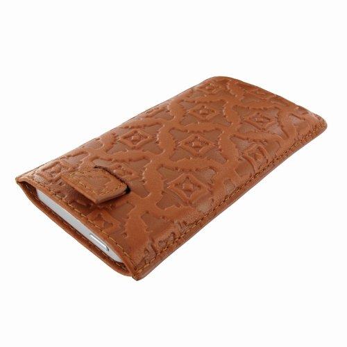 Piel Frama braune Standardledertasche für Apple iPhone 5