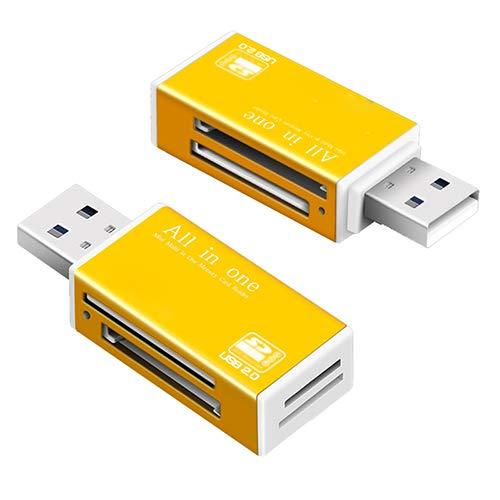 Multi en 1 lector de tarjetas SD de memoria para Memory Stick Pro ...
