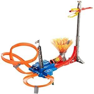 Hot Wheels - Pista Salto Infernal (Mattel)