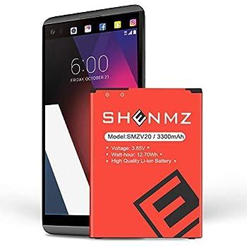 Amazon com: LG V20 Battery, HOMSUM 3200mAh BL-44E1F Battery