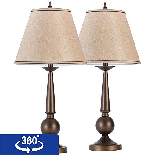 Globe Electric Set of Two 27