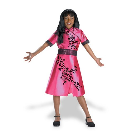 Cheetah Girls Galleria Quality Costume: Girls Pus Size 10.5-12.5 for $<!--$19.95-->