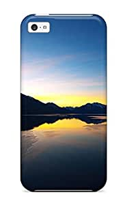fenglinlinNannette J. Arroyo's Shop New Fashionable Cover Case Specially Made For ipod touch 5(lake Sunset)