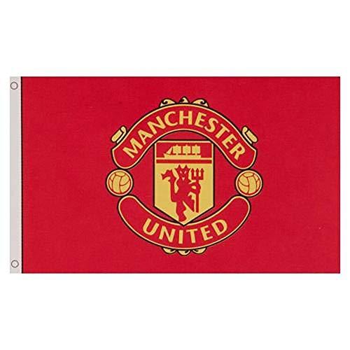 Manchester United FC Flag Core Crest (CC)