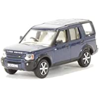 Oxford 205968 Land Rover Discovery 3 azul oscuro