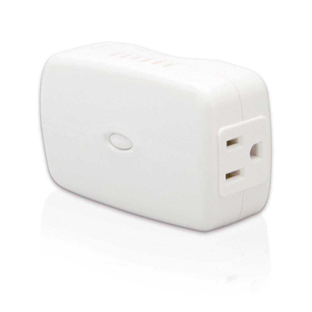 Schlage Smart Plug, Z-Wave, Nexia RP100, Works with Alexa
