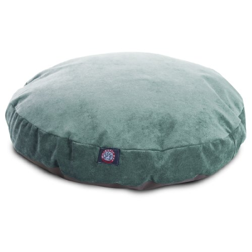 Azure Villa Collection Large Round Pet Dog Bed