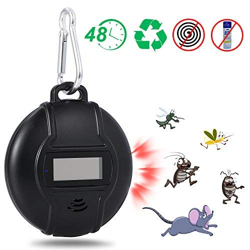 Josey Portable Ultrasonic Repellent Cockroach product image