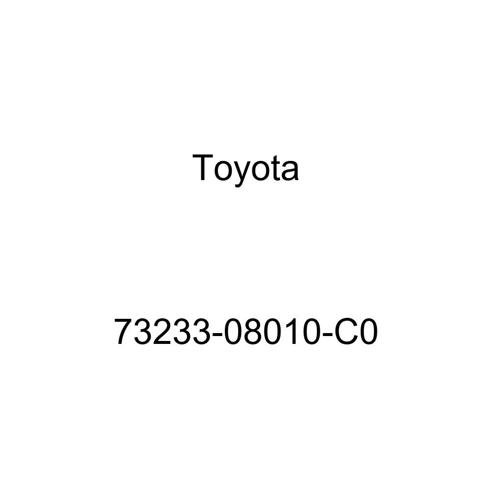Toyota 73233-08010-C0 Lap Belt Outer Anchor Cover
