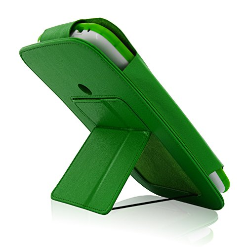 ACdream LeapPad Platinum Case, PU Leather Cover Case for LeapFrog LeapPad Platinum Kids Learning Tablet (NOT FIT LeapPad3), Green by ACdream (Image #5)