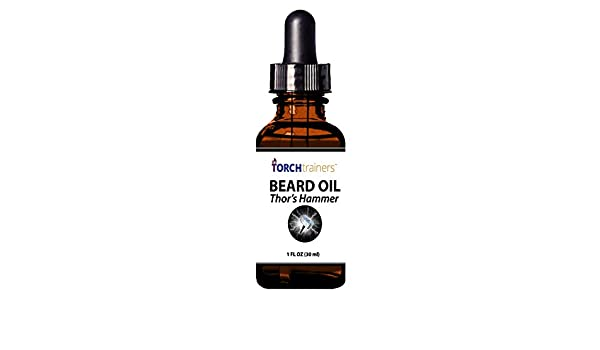 amazon com torch trainers beard oil thor s hammer beauty