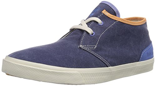 Timberland Men's EK Hookset Camp Canvas Chukka Navy Washed Canvas new get authentic online buy cheap fashionable best place sale online sale from china z2h31J3IsP