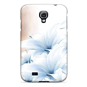 New Fashionable Saraumes DtGJSnZ2659xjMId Cover Case Specially Made For Galaxy S4(sweet Lily Sweet)