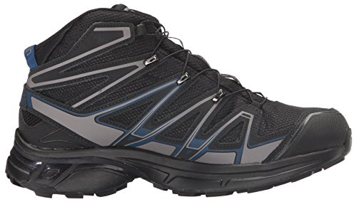 X Black Boot Black Mid Chase M Salomon CS WP Depth Blue Hiking Mens R5wqvv8