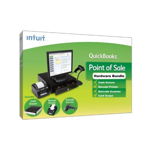 Quickbooks Pos Standalone Hw Retail Cube Pkg (Business Intuit Cards)