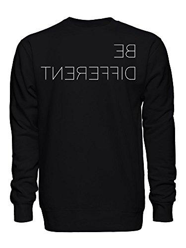 Be Different Unisex Crew Neck Sweatshirt