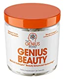 Best Anti Aging Pills - GENIUS BEAUTY - Hair Skin and Nails Vitamins Review
