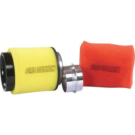 Pro Design Pro-Flow Intake Replacement Uni Filter - Fits: Yamaha WARRIOR 350 1987-2004