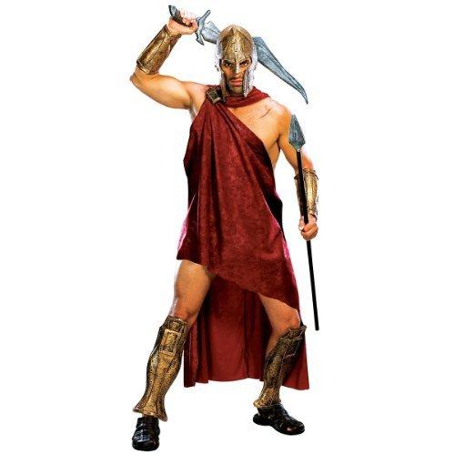 [Spartan 300 Movie Costume (Standard One Size) by brandsonSale] (Spartan 300 Halloween Costumes)