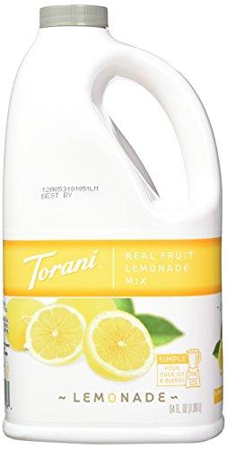 Lemonade Smoothie - Torani Lemonade Smoothie Mixes, 64 Ounce