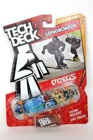 Tech Deck TD Cruiser Long Boards (Color or Style May Vary)
