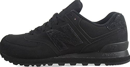 New Balance - Zapatillas para hombre negro