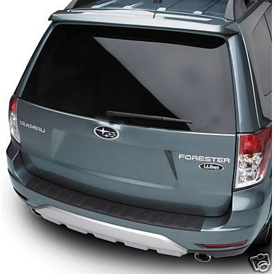 SUBARU Genuine E771SSC000 Rear Bumper Cover, 1 Pack -