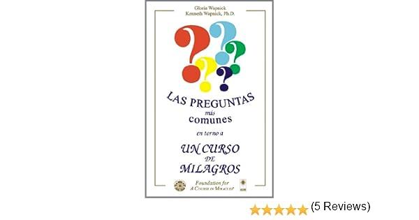 Las preguntas más comunes en torno a Un curso de milagros eBook ...