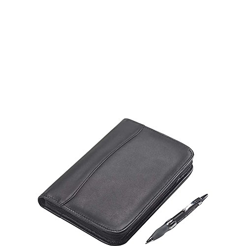 (Clava Junior Zipper Padfolio (Quinley Black))