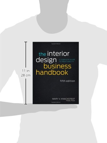 The Interior Design Business Handbook A Complete Guide To Profitability Mary V Knackstedt Amazonin Office Products