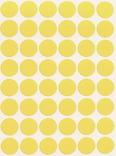 Color Coding Labels Pastel Yellow ~ 3/4