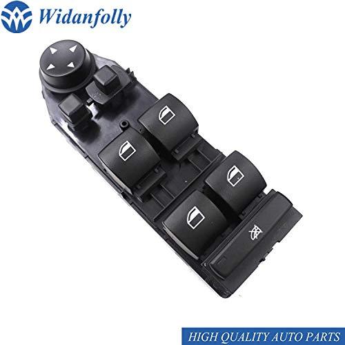 - Fincos Power Window Control Switch Driver Side for E60 E61 5ER 5 Series 2004-2010 61316951909 61316951910 61 31 6 951 909