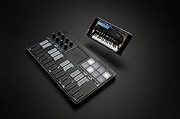 Korg nanoKEY Studio Bluetooth & USB MIDI Keyboard Controller