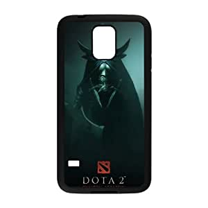Dota 2 Samsung Galaxy S5 Cell Phone Case Black TPU Phone Case SV_148542