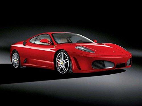(Home Comforts Laminated Poster 2009 Ferrari F430 Car Poster Print 24 x 36)