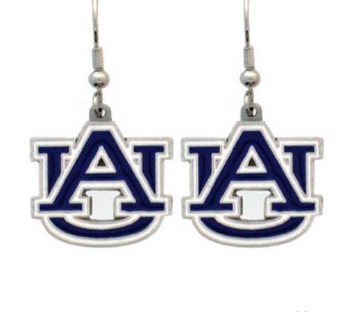 Auburn University Gear (NCAA Auburn Tigers Dangle Earrings)
