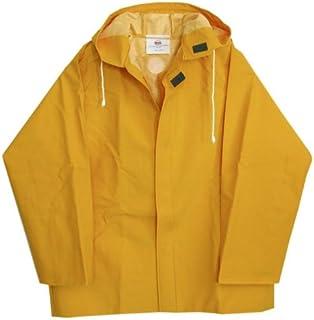 Amazon.com : Boss Yellow Rain Jacket - Medium Model 3PR0500YM
